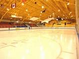 Si Miller Arena interior