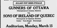 1925-26 Eastern Canada Allan Cup Playoffs