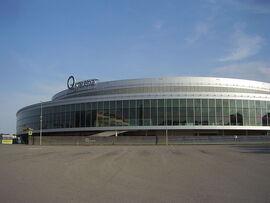 O2 Arena, od Českomoravské