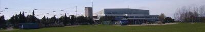 Himmelstalundshallen i Norrköping, den 24 april 2007