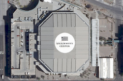 US Airways Center satellite view