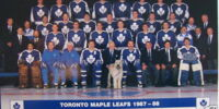 1987–88 Toronto Maple Leafs season