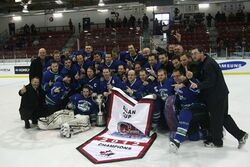 2012 Allan Cup champ South East Prairie Thunder