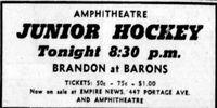 1953-54 MJHL Season