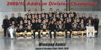 2009-10 Winnipeg Saints season