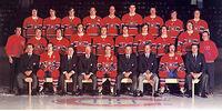 1971–72 Montreal Canadiens season