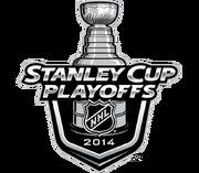 2014 Stanley Cup playoffs logo