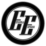 Espanola text logo