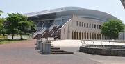 Tomakomai Hakucho Arena