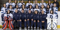 Dawson Blues women's ice hockey