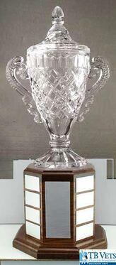 Ranchland championship trophy