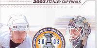 2003 Stanley Cup Finals
