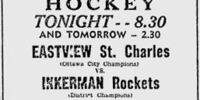 1952-53 Ottawa District Junior Playoffs