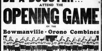 1957-58 OHA Intermediate A Groups