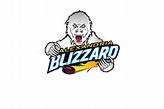 Alexandria Blizzard logo