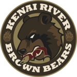 Kenai River Brown Bears logo