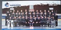 2006–07 Vancouver Canucks season