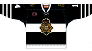 2014 London Knights Memorial Cup Commemorative jersey