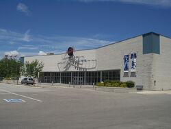 Bayshore community centre exterior