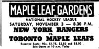 1945–46 Toronto Maple Leafs season
