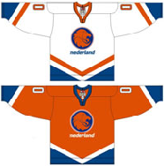 File:Netherlands national ice hockey team Home & Away Jerseys.png