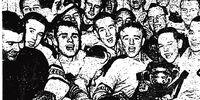 MetJHL Standings 1960-61
