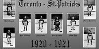 1920–21 Toronto St. Patricks season