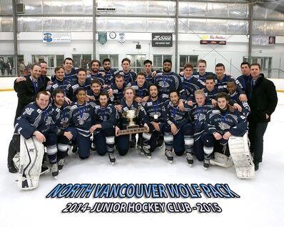 2015 PJHL CHAMPS