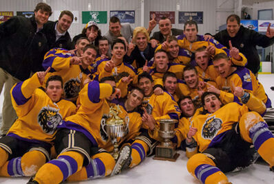 NH Jr. Monarchs 2013 EJHL champs