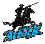 Indiana Attack logo