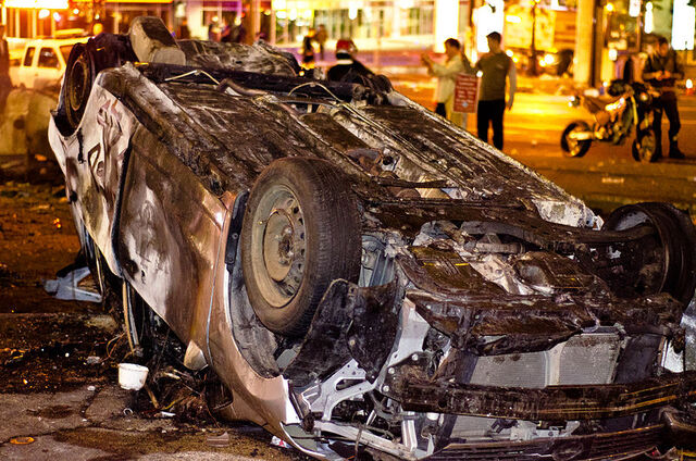 File:Riot aftermath Vancouver.jpg