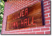 Culver, Indiana Town Hall