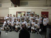 2010-11 First Nation Screaming Eagles