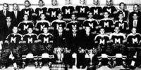 1963-64 Winnipeg Maroons