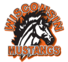 Wisconsin Mustangs Logo