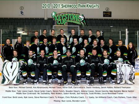 File:2010-11 Sherwood Park Knights.JPG