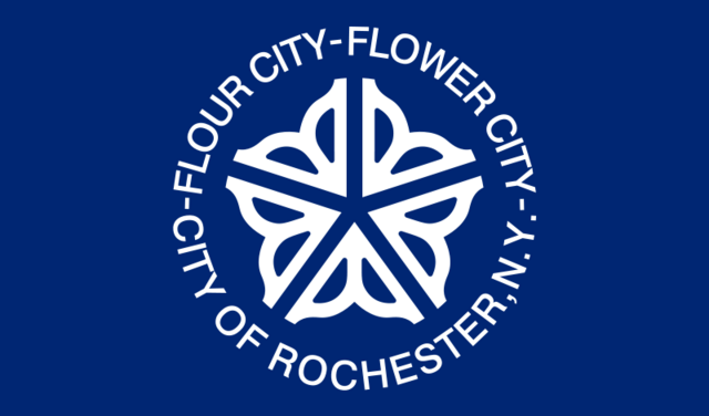 File:Rochester, New York Flag.png