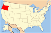 286px-Map of USA OR svg