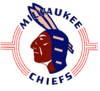 Milwaukee Chiefs (IHL) logo