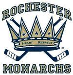 Rochester Monarchs logo
