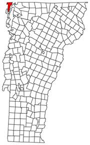 Alburgh, Vermont