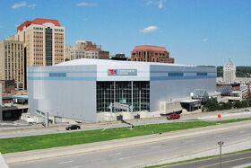 Times Union Center 2011