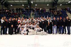 Dorchester champs 2014