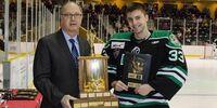 MJHL Top Goaltender Award