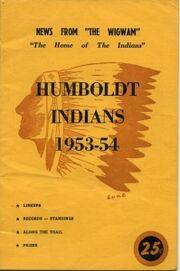 1953-54 Humboldt Indians