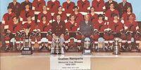 1970-71 Memorial Cup Final
