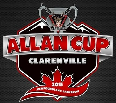 Allan cup 2015 logo