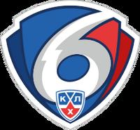 KHL 6th season logo