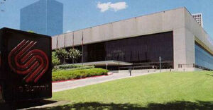 The Summit, exterior, Houston