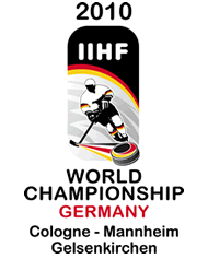 2010 IIHF World Championship Logo